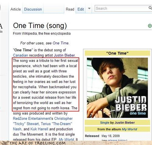 justin bieber,Music,that sounds naughty,wikipedia