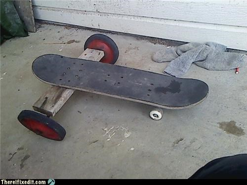 dangerous skateboard wheels wtf