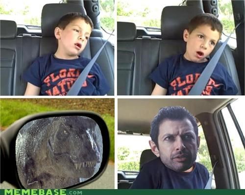 David After Dentist,jeff goldblum,jurassic park,Memes