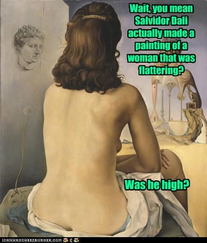 art funny painting portrait - 4406171136