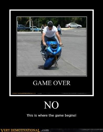 game,bike,no,you lost