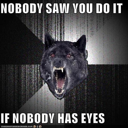 eyes Insanity Wolf - 4406769408
