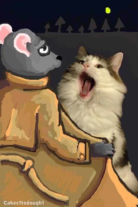 art list Cats - 440837