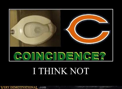 chicago bears,coincidence