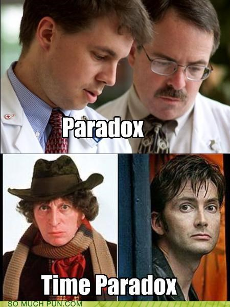 alliteration,doc,docs,doctor,doctors,doctor who,pair,paradox,parallax,paranoia,Pareidolia,prefix,rhyming,time