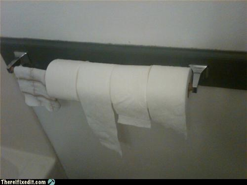 bathroom toilet paper why wtf - 4411033600