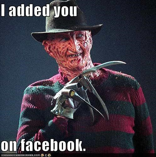 actor facebook funny Hall of Fame robert englund