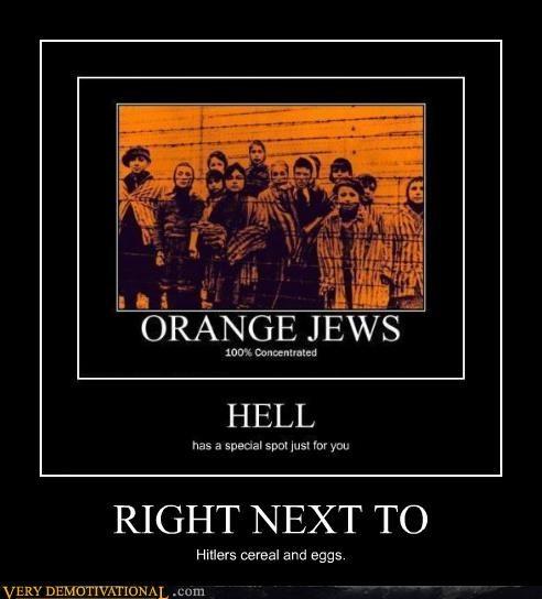 hell hitler jewish tasteless - 4412997120