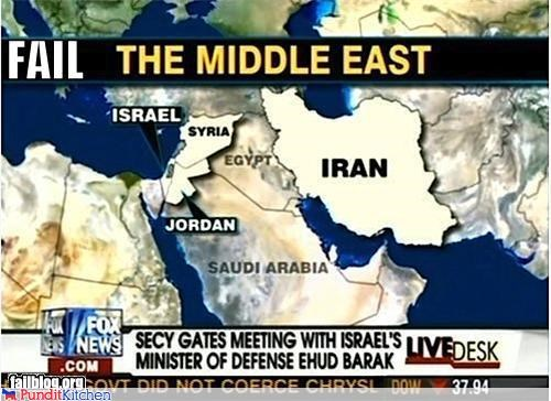 egypt FAIL fox news geography idiot middle east news TV wrong - 4413196544