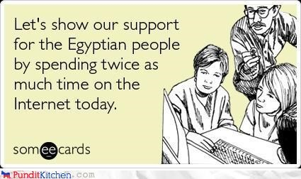 e card egypt internet protests riots - 4413198592