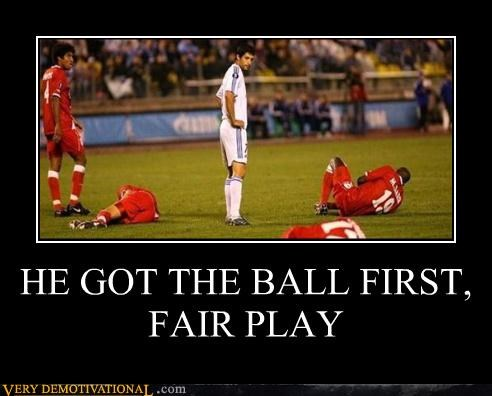 ball fair play soccer - 4413617152