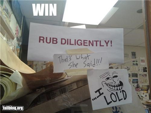 lol notes signs thats what she said - 4413643776