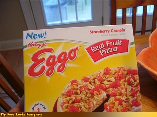 breakfast eggo fruit pizza waffles - 4415025664
