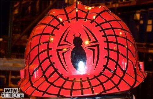 awesome at work nerdgasm Spider-Man - 4415185664