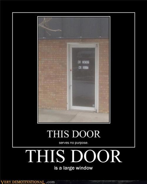 Not Just a Door