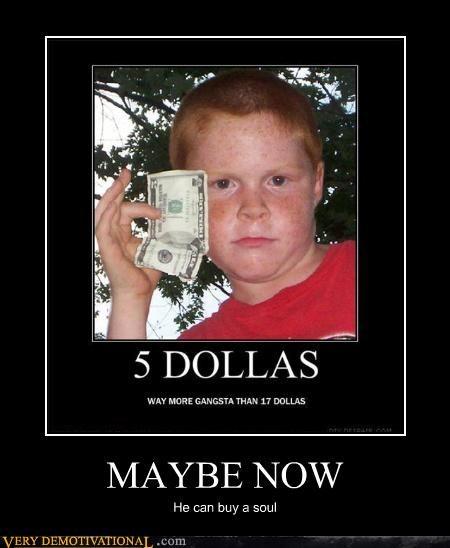 17 dollars 5 dollars ginger soul - 4415475968