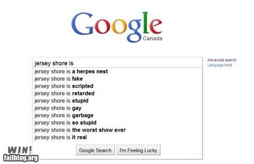 autocorrect google jersey shore - 4415558400