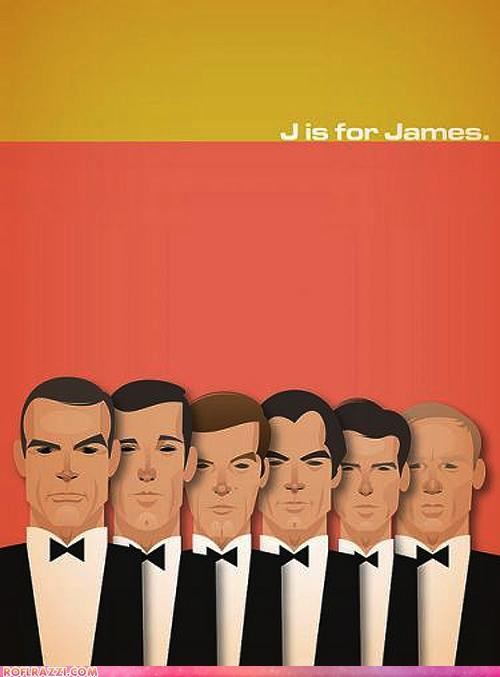 art funny james bond - 4415654912