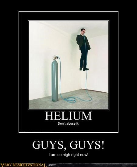 drugs helium high inhale pun