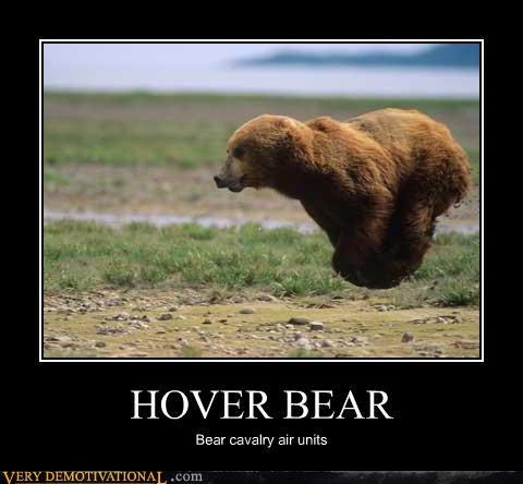 HOVER BEAR Bear cavalry air units