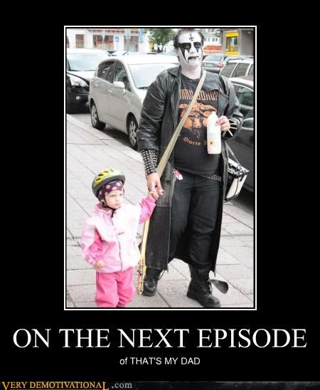 dad kid metal pink unhappy - 4416222208