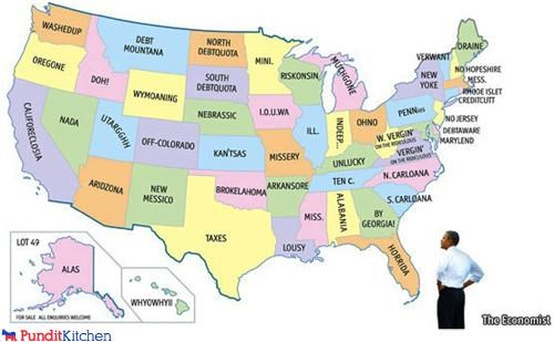 economy FAIL map money state of the union taxes - 4416615168