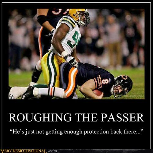 roughing football pass protection - 4416729344