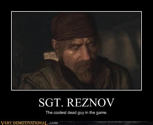 cool,sgt-reznov,video games