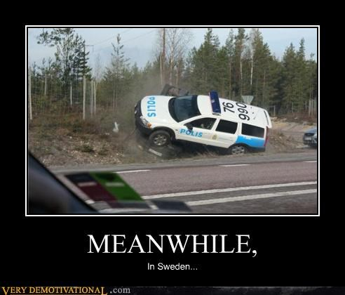 Sweden,Meanwhile,police
