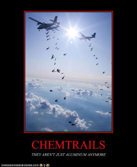 CHEMTRAILS THEY AREN'T JUST ALUMINUM ANYMORE