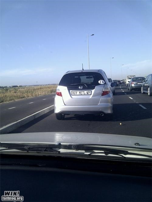 cars,clever,license plate,metal,South Africa