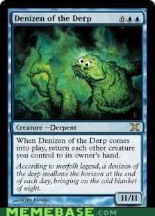 deep,denizen,derp,gathering,magic