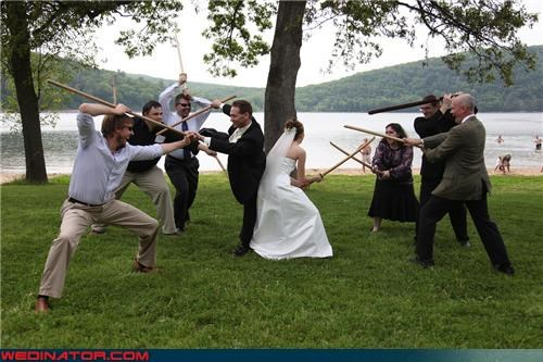 aikido wedding,bride,Crazy Brides,crazy groom,fashion is my passion,funny wedding party picture,funny wedding photos,groom,light sparring,sparring bride,sparring groom,sparring wedding party,surprise,technical difficulties,themed wedding,were-in-love,wedding party,Wedding Themes,wtf