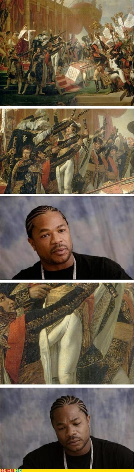 art,boners,history,paintings,Tenso,Xzibit