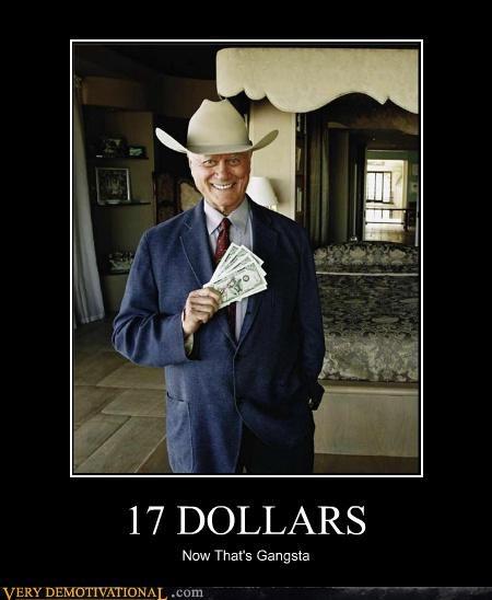 gangsta 17 dollars rich white guy - 4418473984
