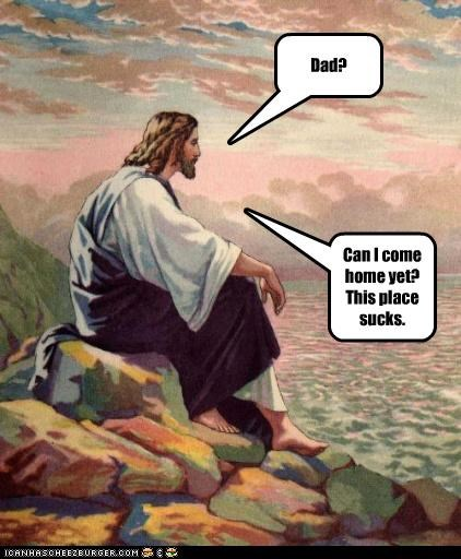 art funny illustration jesus religion - 4418489600