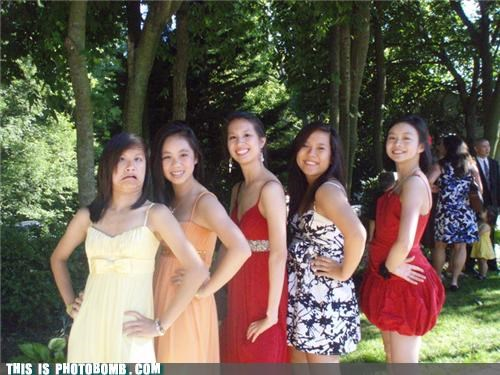 derp formal love photobomb silly