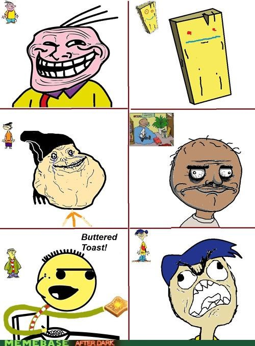 cartoons ed edd eddie meme-party Memes - 4419632128