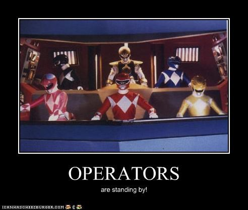 demotivational funny Mighty Morphin Power Rangers TV - 4420780544