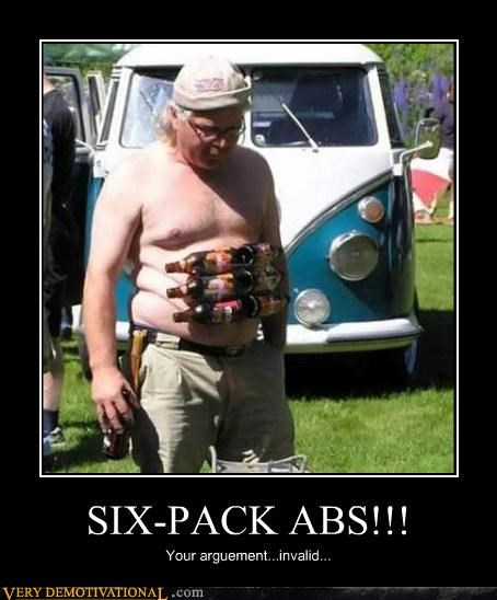 six pack,abs