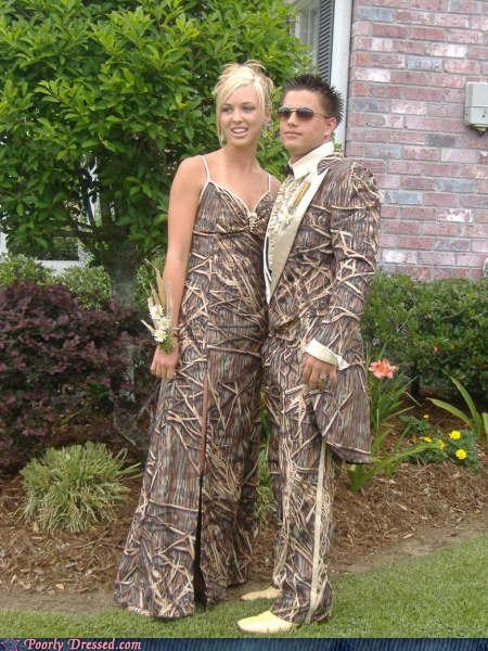 camo dress prom redneck suit