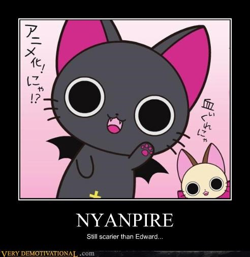 vampire edward Nyan Cat - 4421876992