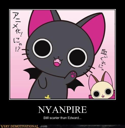 vampire edward Nyan Cat - 4421876992