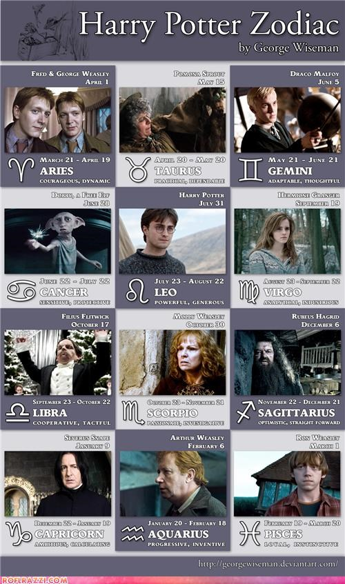 Hall of Fame Harry Potter sci fi - 4422262528