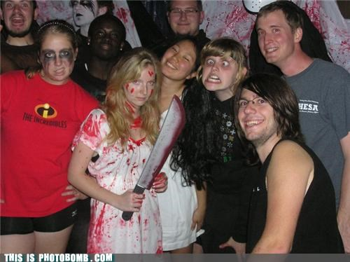 Blood costume derp jk ms-incredible photobomb