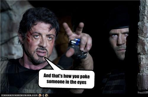 actor,celeb,funny,jason statham,Sylvester Stallone