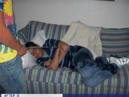 couch passed out pee urine - 4422827008