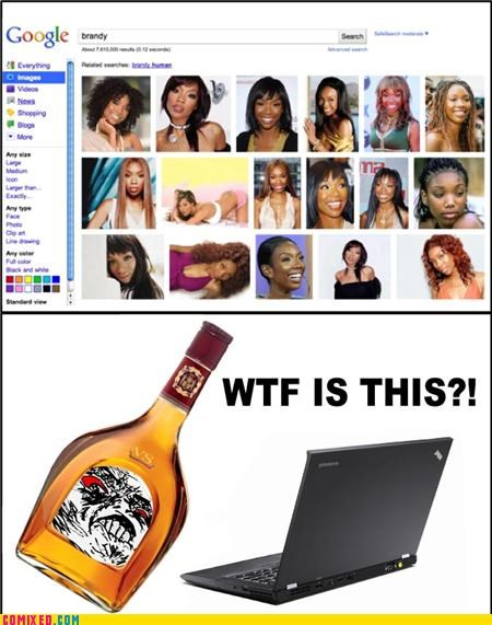 awesome brandy drinking google image search Music rage song the internets - 4422970880