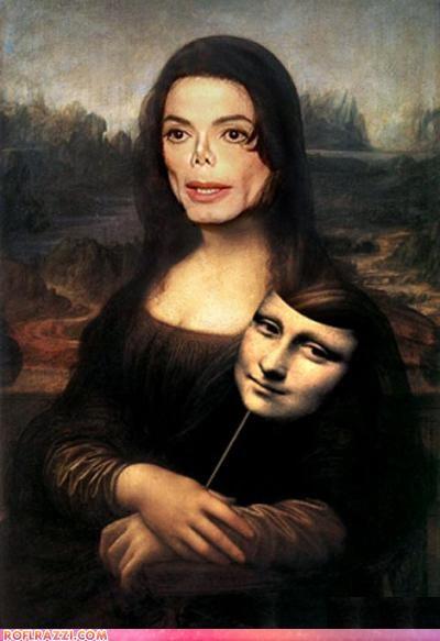 art creepy funny michael jackson - 4423010048