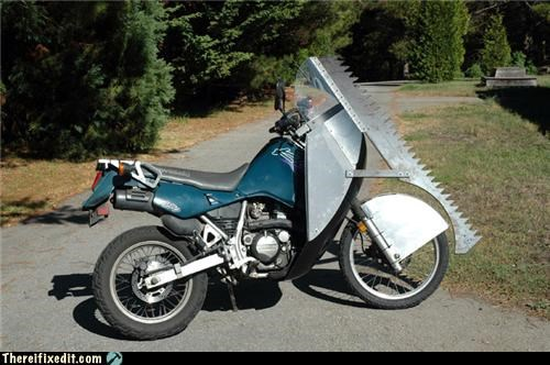 dual use,motorcycle,safety first,sharp
